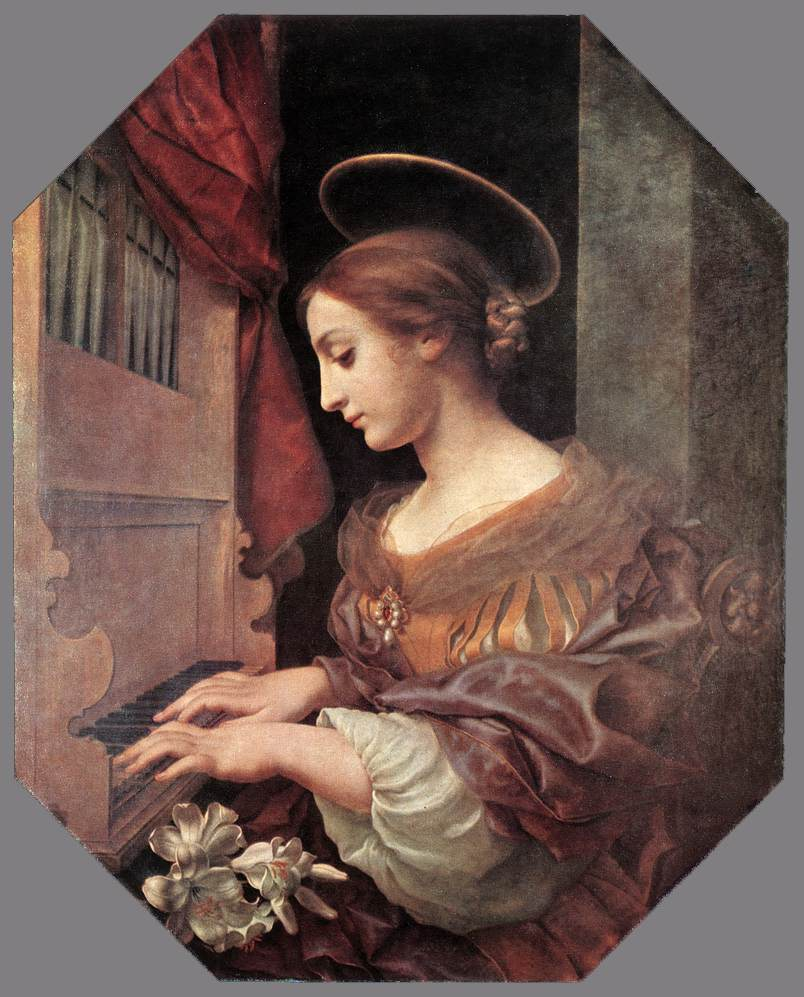 Naru hodo st cecilia i love you pray for us for Carlo docci