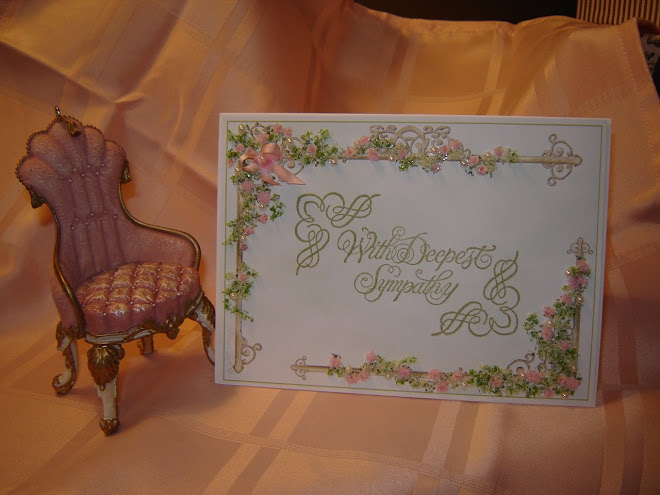 Flower Soft Sympathy Card
