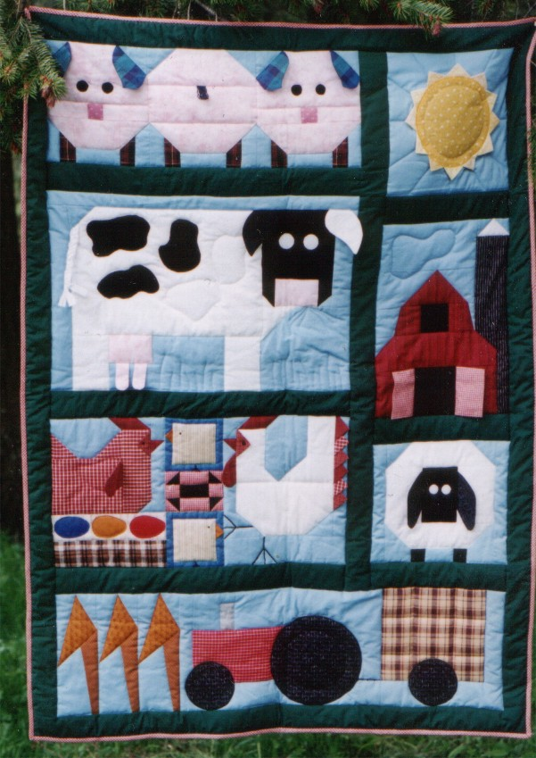 Idaho Quilter s Adventures: April 2010