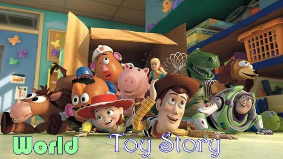 .:. World Toy Story .:.