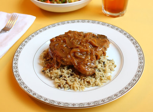 Food Wishes Video Recipes Because Covered Pork Chops Are Not The