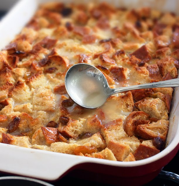 ... : Recipe Testers Wanted: Bread and Butter Pudding with Whiskey Sauce