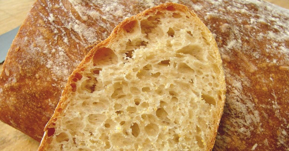No-Knead Ciabatta - Bread You Can Believe In