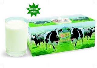 IgCo 100% Natural Colostrum Skim Milk