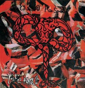 EDWARD KA-SPEL, Inferno / Illusion (1993, dark ambient)