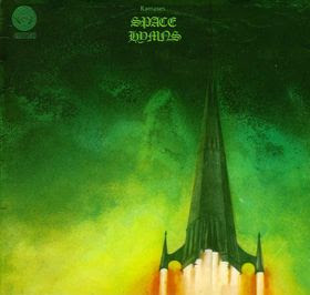 RAMASES, Space Hymns (1971, cosmic psych rock)