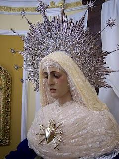 Mañana Función a la Virgen de las Angustias
