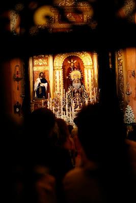 Publicamos una serie de fotografías del Triduo de la Merced por Leal Giménez
