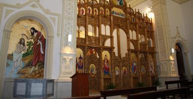 IDEAL. La primera iglesia católica oriental de Andalucía abre sus puertas