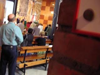 Esta tarde Misas de hermandad en la Borriquita y el Silencio