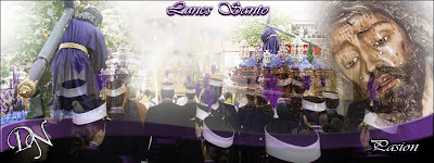 La Agrupación del Dulce Nombre será la que acompañe al Señor de Pasión el próximo Lunes Santo