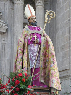 San Indalecio en el blog de la Soledad
