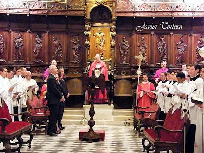 Los cultos de San Indalecio en 'Farol de guía'