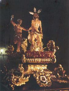 La Semana Santa de hace 25 años