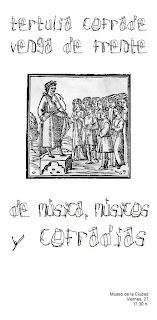 Esta tarde una tertulia sobre música procesional en el Museo de la Ciudad