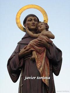 Mañana comienza el Triduo de San Antonio en Ciudad Jardín