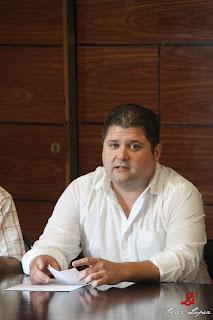 Benjamín González nuevo Hermano mayor de la Cena