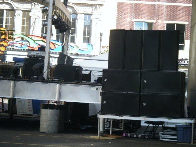 Minnesota Event Sound System Mn Sound System Services Pa