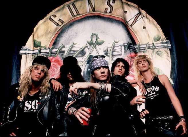 Axl Rose - Fã Clube | Portal brasileiro sobre o Guns N