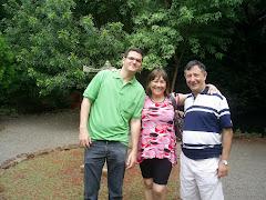 Visita dos Amigos em Maringá - Paraná - 17/01/2007 - Parque do Ingá