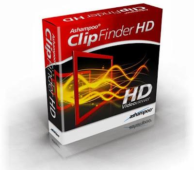Ashampoo ClipFinder HD v2.10 Portable
