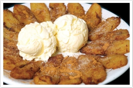 Banana Frita Com Canela Banana Frita Com Açúcar e