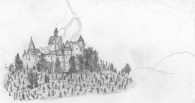 L'antre de Morgor Bran