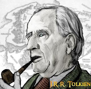 L'antre de Morgor J.R.R.Tolkien+color