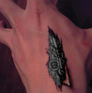 L'antre de Morgor Cyborg+Mtatoo