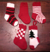 LITTLE CHRISTMAS STOCKINGS