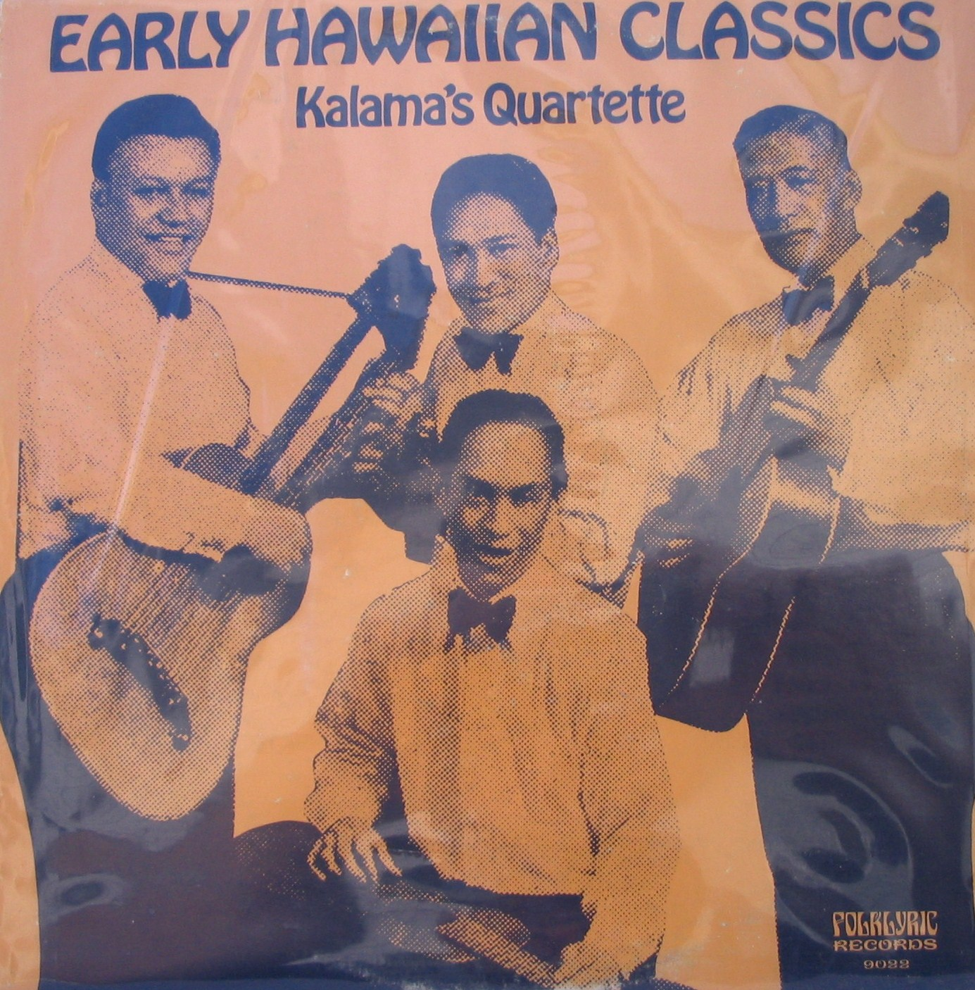 Allen`s archive of early and old country music.: Kalama`s Quartette ...