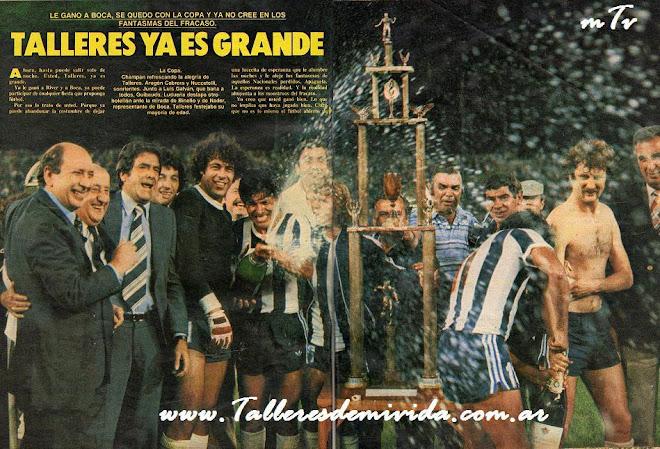 Copa de los grandes 1979