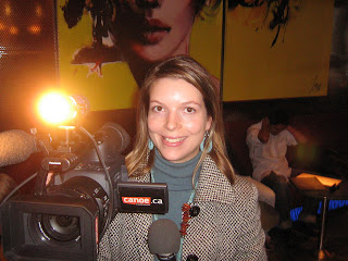 Canoe Camerawoman