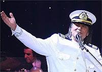 Promovido a comandante {do nosso coração} - Cruzeiro 2006