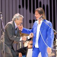 Bossa Nova 50 Anos: Roberto Carlos e Caetano Veloso