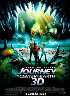 Viagem ao Centro da Terra filme