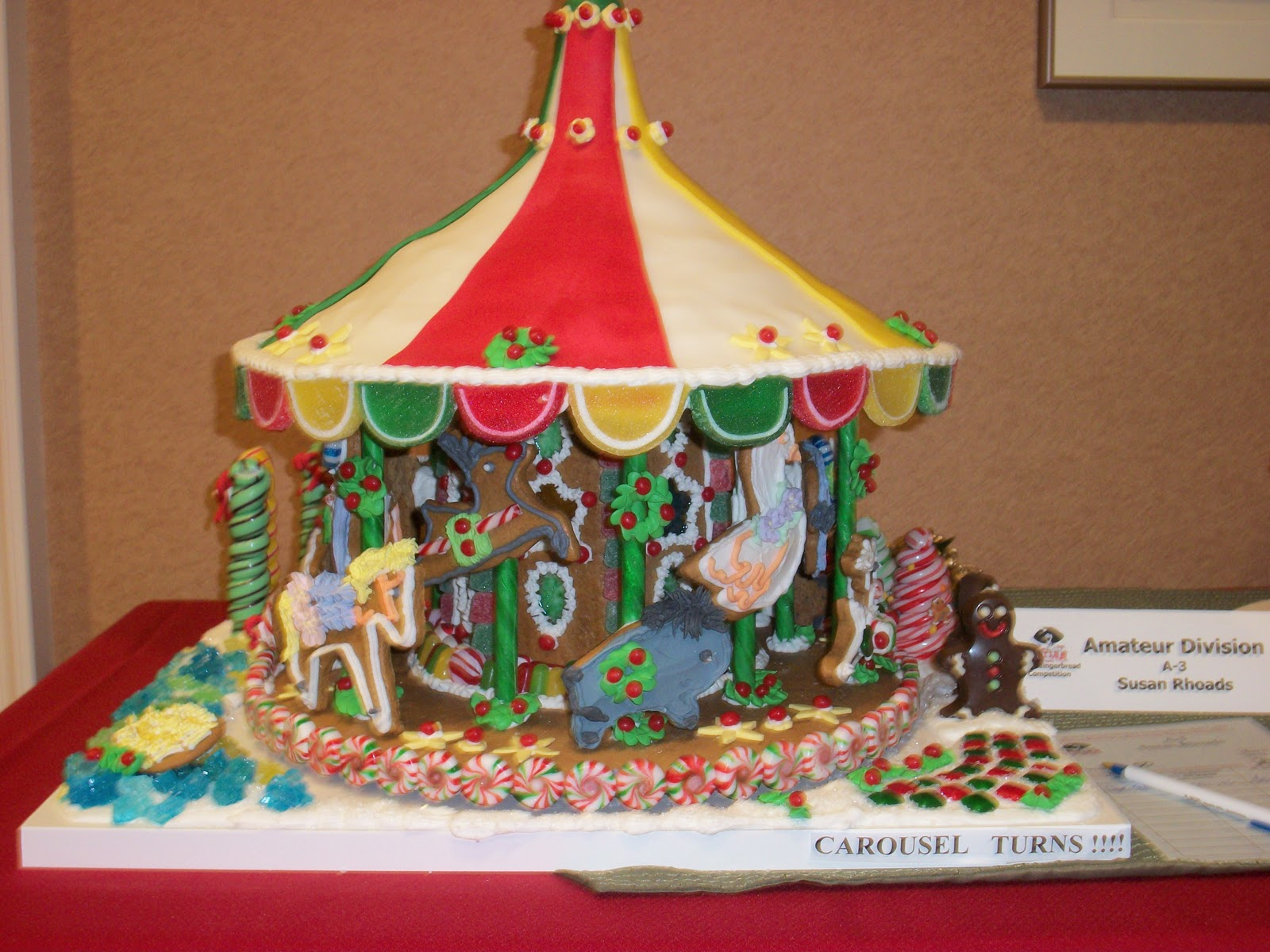 Lola pearl bake shoppe diy gingerbread house inspiration for Gingerbread house inspiration