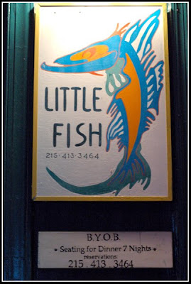 Fish Restaurant Philadelphia on Little Fish Is Located At 600 Catherine St  In Philadelphia  Pa