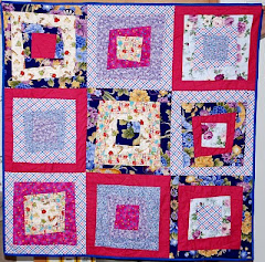 Javhlan's wonky quilt