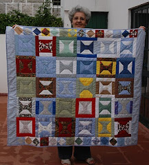 Therese's quilt