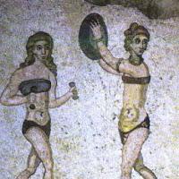 Римска баня фитнес център упражнения