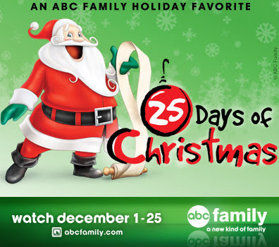 abc family 25 days of christmas movies shows added to christmas tv schedule 2010 - Christmas Shows On Tv Tonight