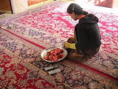 Abadeh, Iran, November 2008