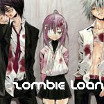 Female Supernatural Zombie Zombie Loan anime genre