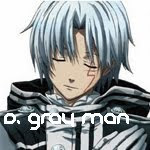 d. gray man anime