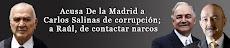 AUDIOS DE LA ENTREVISTA DE CARMEN ARISTEGUI A MIGUEL DE LA MADRID. (clic en la imagen)