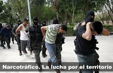 El Ejército Mexicano, a fondo contra el narco.  Enlace al sitio de EL UNIVERSAL (click en la foto).
