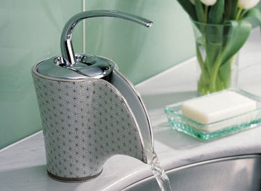 Kohler Bathroom Vanities on Vitreous China Spout Brings An Entirely New Aesthetic To The Bathroom