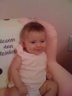 Eleanor 3 Months