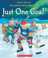 Hockey Book Reviews 2008 Hockey Books For Kids